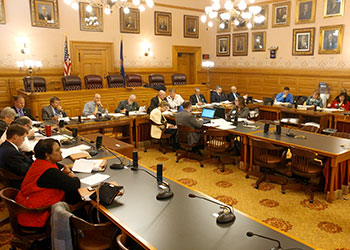 Kansas House Committee shapes new K-12 school funding formula in marathon committee session