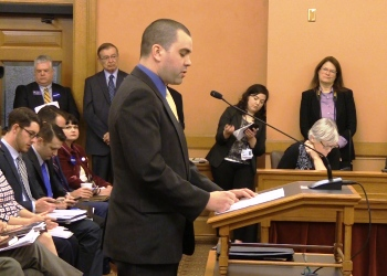 Kansas Senate committee hears 'Opponent' and 'Neutral' testimony on Medicaid expansion bill HB 2044