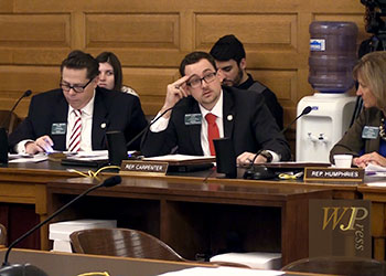 KS House committee hearing on HB-2074 to extend campus carry prohibition