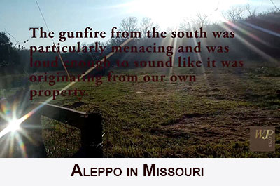 Aleppo in Missouri title