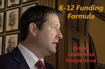 KS House passes K-12 school funding bill (and leaders discuss adequacy result)