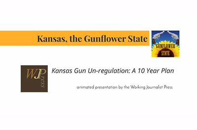Kansas, the Gunflower State